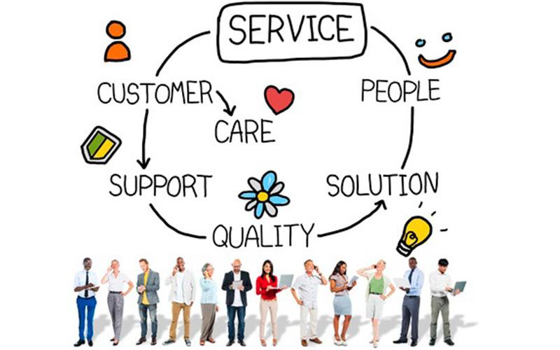 Orientación y Servicio al Cliente